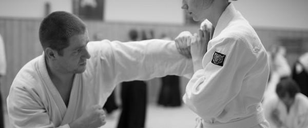 Börja träna aikido på en av Sveriges främsta klubbar.