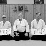 Dan Borg, Ulf Evenås och Ronny Irekvist.