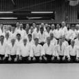Gothenburg Aikido Club celebrated the new year with the traditional New Year Seminar. Many enthusiastic aikidokas from many countries participated. link to a larger photo