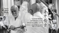 Gothenburg Aikido Club has a long tradition of organizing both midsummer and midwinter training, shochugeiko and kangeiko – training at the warmest, and coldest, time of the year. For more […]