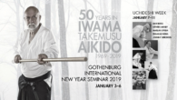 Kan–geiko is a traditional training at the coldest time of the year, and through overcoming this hardship we start the New Year in the right spirit. Gothenburg Aikido Club has […]