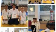 Young aikidokas from our club took part in the International Aikido Youth Festival organised by the International Aikido Federation. With the financial support from the Swedish Aikido Federation they participated […]